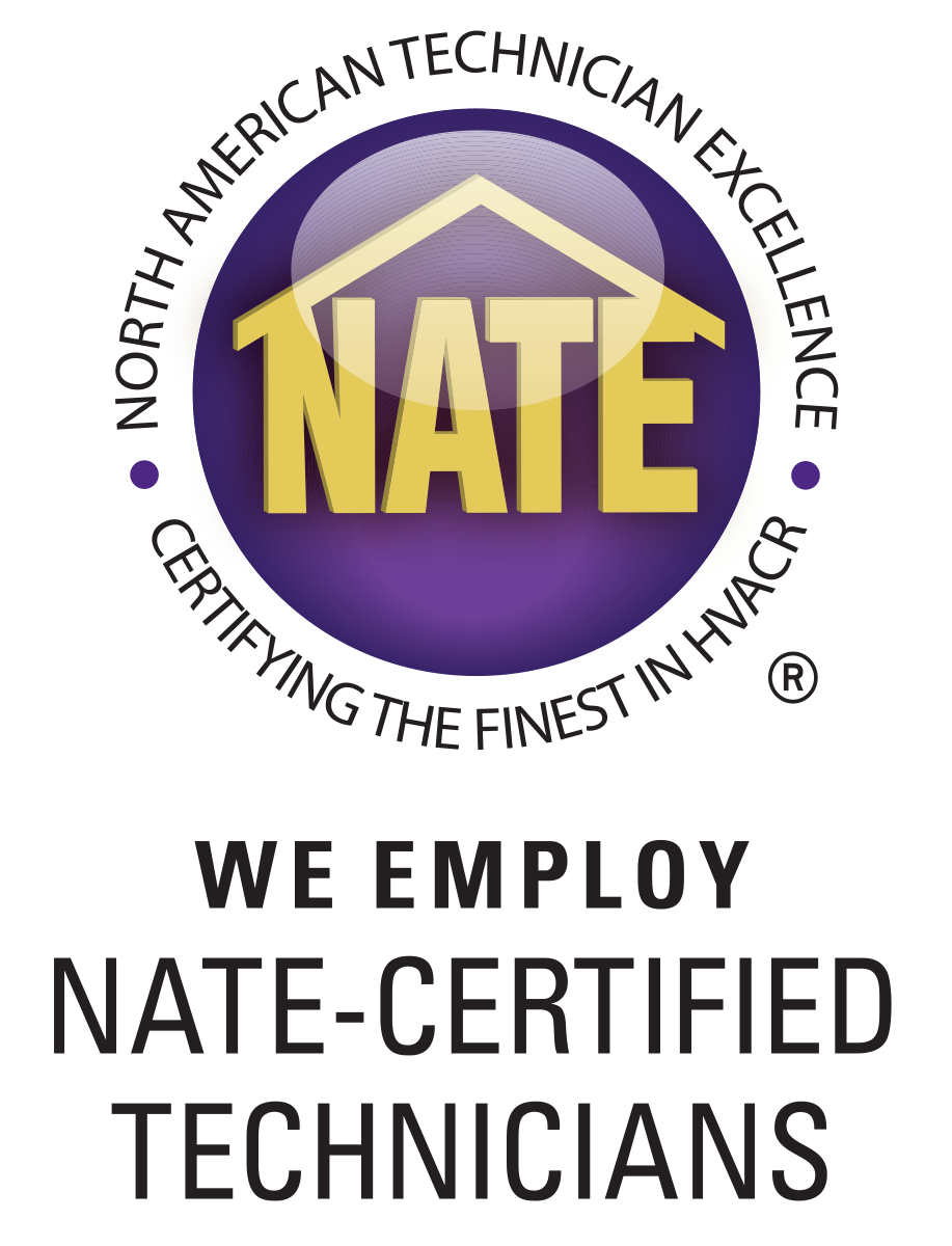 Nate Certified Hvac Contrator Ac Repair Maintenance Install
